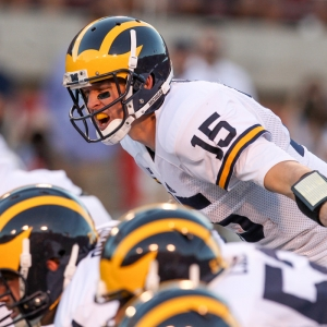 Jake Rudock Michigan Wolverines