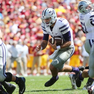 Jake Waters Kansas State Wildcats