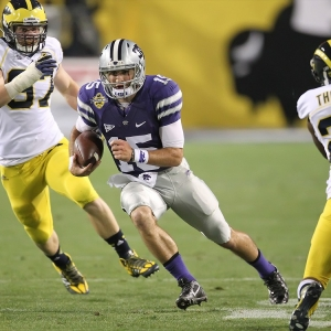 K-State QB Jake Waters