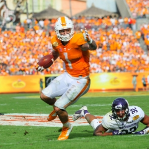Jalen Hurd, Tennessee Running Back