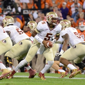 Florida State's quarterback Jameis Winston