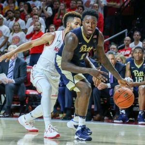 Pittsburgh Panthers forward Jamel Artis