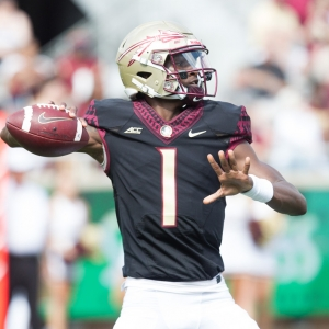 Florida State Seminoles quarterback James Blackman