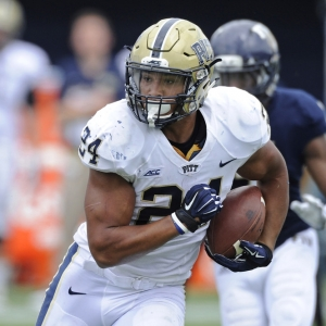 James Conner Pittsburgh Panthers