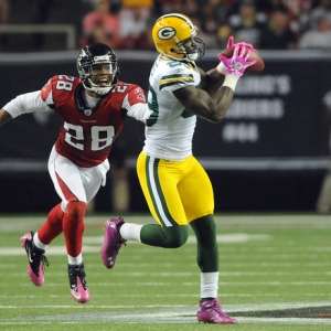 Green Bay Packers wide receiver James Jones