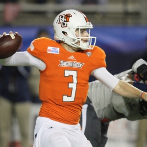 James Knapke Bowling Green Falcons