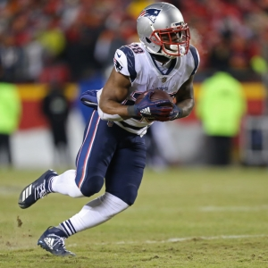 James White New England Patriots