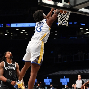 James Wiseman Golden State Warriors