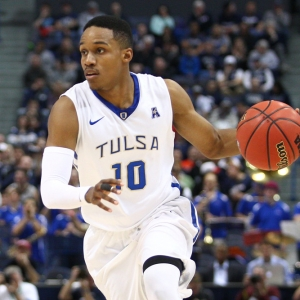 James Woodard Tulsa Golden Hurricanes
