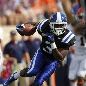 Duke wide receiver Jamison Crowder