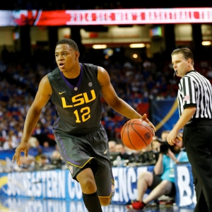 Jarell Martin LSU Tigers Basketball