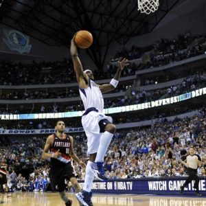 Dallas Mavericks shooting guard Jason Terry