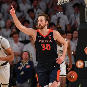 Jay Huff Virginia Cavaliers
