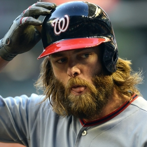Washington Nationals Right field Jayson Werth