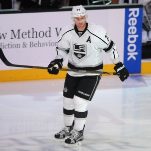 Jeff Carter Los Angeles Kings
