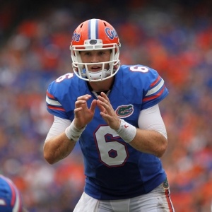 Jeff Driskel Florida Gators