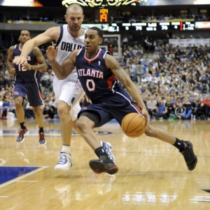 Jeff Teague of the Atlanta Hawks