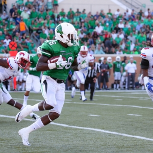 Jeffrey Wilson North Texas Mean Green