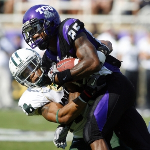 TCU Horned Frogs wide receiver Jeremy Kerley