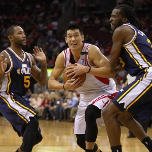 Jeremy Lin of Houston Rockets