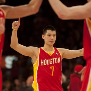 Houston Rockets Jeremy Lin