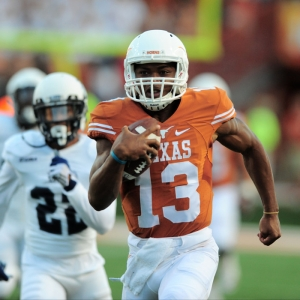 Jerrod Heard Texas Longhorns