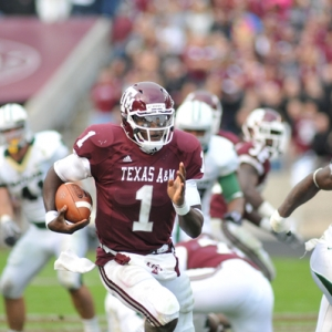 Texas A&M QB Jerrod Johnson