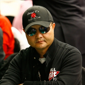 Poker player Jerry Yang