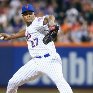 New York Mets Pitcher Jeurys Familia