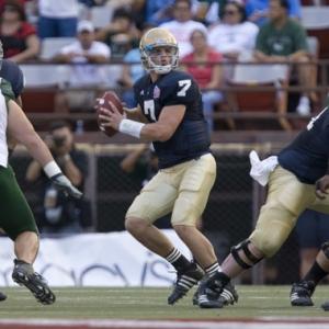 Former Notre Dame quarterback Jimmy Clausen