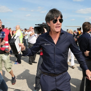 Joachim Low, Coach of the Germany National Soccer Team
