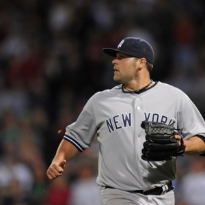 Joba Chamberlain of the New York Yankees.