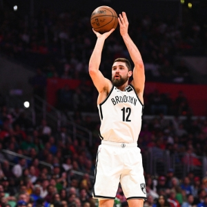 Joe Harris Brooklyn Nets