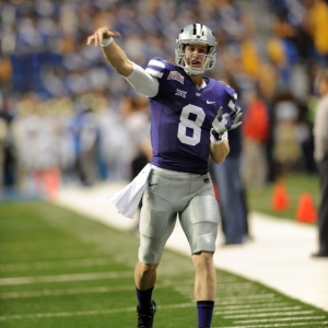 Joe Hubener Kansas State Wildcats