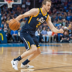 Joe Ingles Utah Jazz