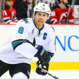 Joe Pavelski San Jose Sharks