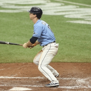 joey wendle tampa bay rays