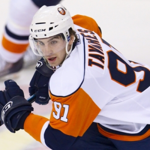 New York Islanders left winger John Tavares