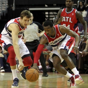 John Wall of the Washington Wizards