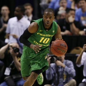 Oregon guard Johnathan Loyd