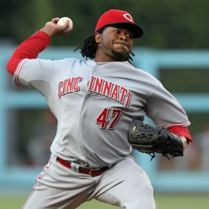 Cincinnati Reds Johnny Cueto
