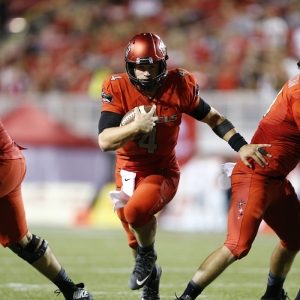 Johnny Stanton UNLV Rebels