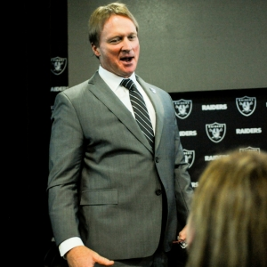 Oakland Raiders Coach Jon Gruden