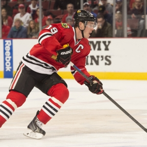 Jonathan Toews Chicago Blackhawks