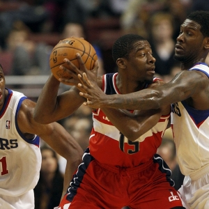 Washington Wizards' Jordan Crawford