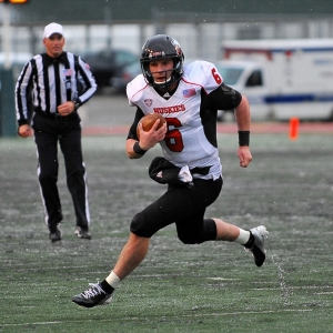 Northern Illinois Huskies quarterback Jordan Lynch