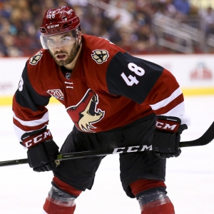 Jordan Martinook Arizona Coyotes