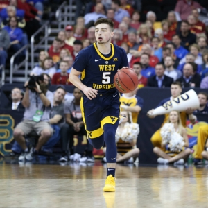 Jordan McCabe West Virginia Mountaineers