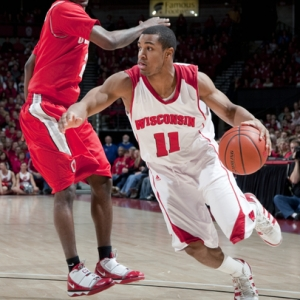 Wisconsin Badgers guard Jordan Taylor