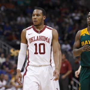 Oklahoma Sooners guard Jordan Woodard